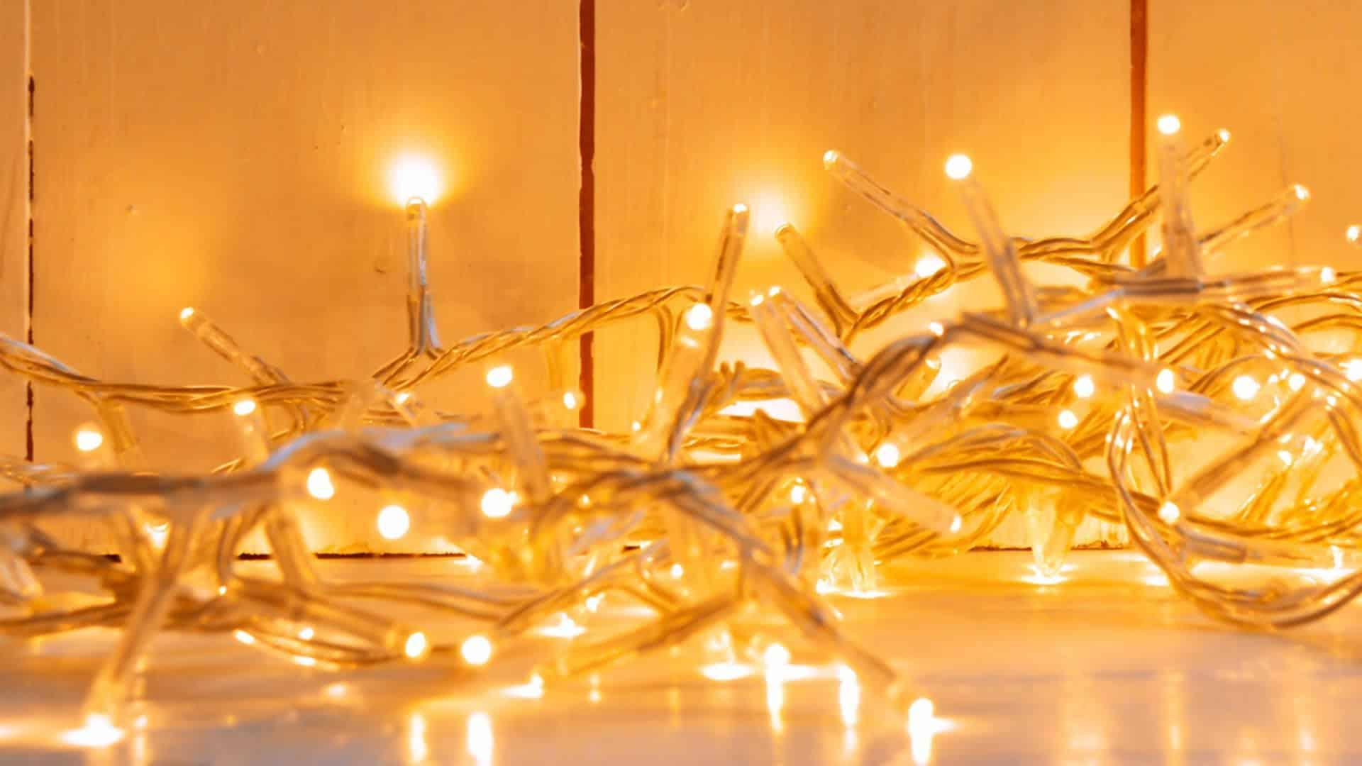 Alles ist erleuchtet – Stromspartipps für die Weihnachzeit