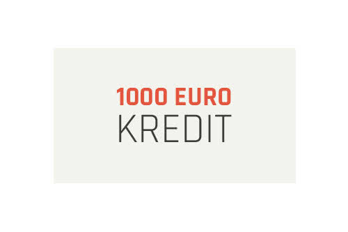 MoneyCheck | 1000 Euro Kredit
