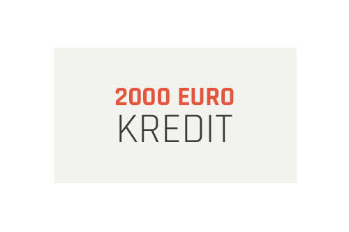 MoneyCheck | 2000 Euro Kredit