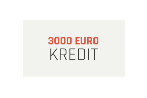 MoneyCheck | 3000 Euro Kredit