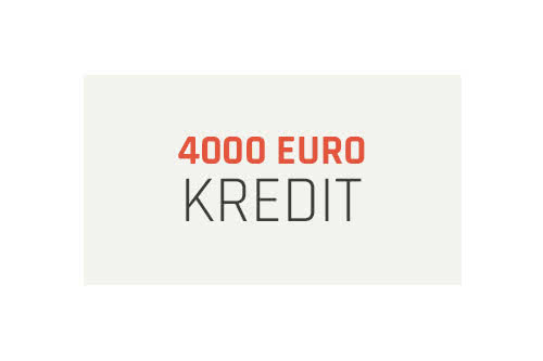 MoneyCheck | 4000 Euro Kredit