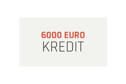 MoneyCheck | 6000 Euro Kredit