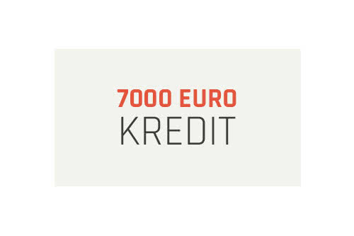 MoneyCheck | 7000 Euro Kredit