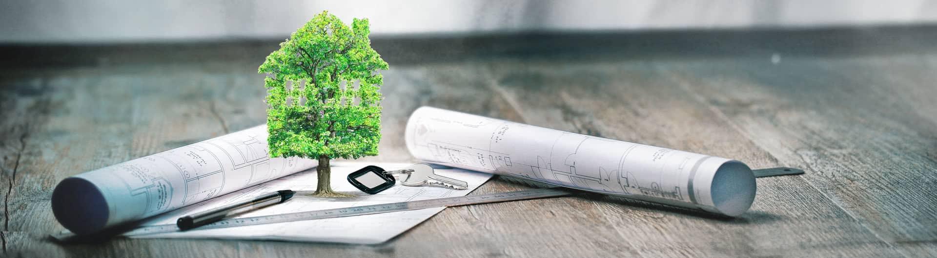 Kreditrate und Tilgung bei der Baufinanzierung