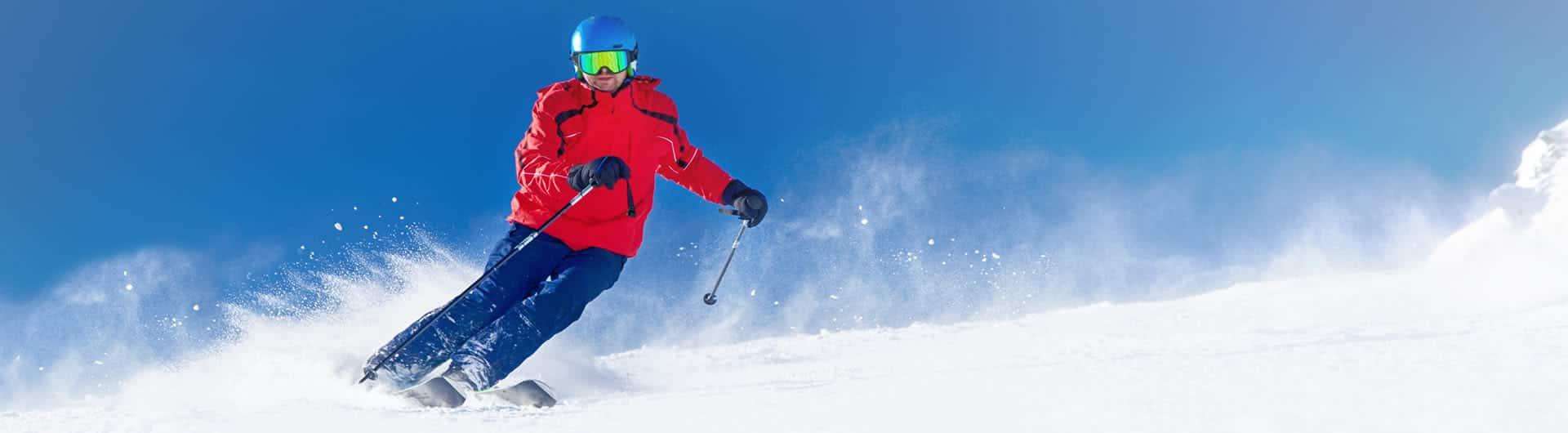 Versicherungen: Berufshaftpflicht für Skilehrer