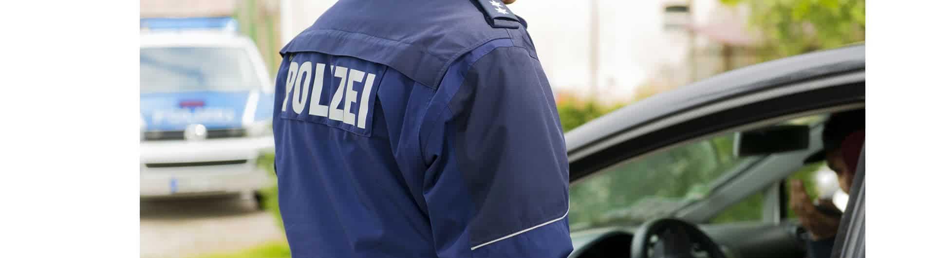 Diensthaftpflicht Polizei